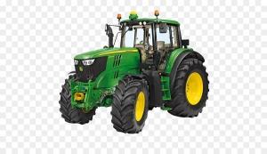 Трактор серии 6175M John Deere
