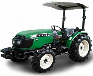 Малогабаритный трактор «LS I38»
