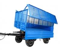 Прицеп тракторный самосвальный «2ПТС-4-793А-03А»